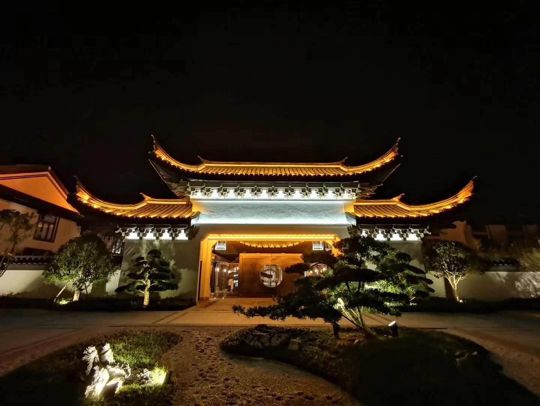云南昆明复古小区建筑