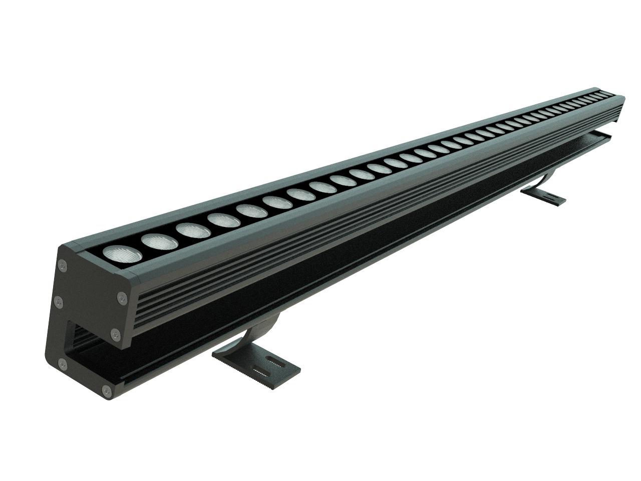 LED结构防水洗墙灯